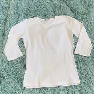 Michael Stars Tops - Michael Stars 3/4 sleeve top